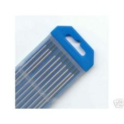Wolfram-Elektroden W, grün, 2,4 x 175 mm