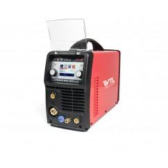 POWER MIG 200 LCD MIG/MAG/MMA/WIG Synergic Schweißinverter