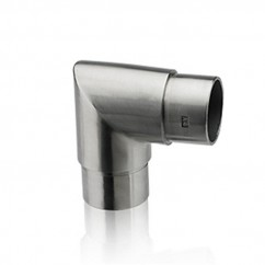 Eckbogen hochglanzpoliert für Rohr 42,4 x 2,0 mm 30-4220-61S