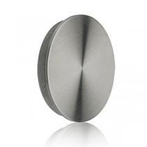 Stopfen Kappe Deckel FLACH für Rohr 42,4 mm massiv 15-4220-47S