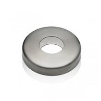 Edelstahl Rosette Abdeckrosette V2A satiniert Durchmesser 125,0 mm 42-12525-75S