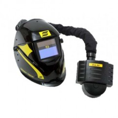 ESAB Warrior-Tech Automatik Schweißhelm 9-13 mit ECO air filter